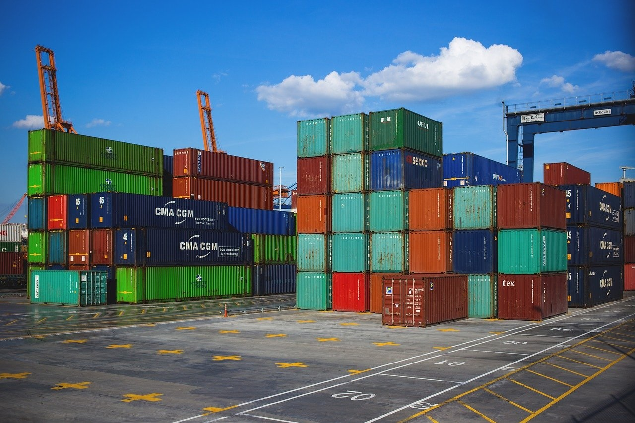 Export container stapel | Dasa Group