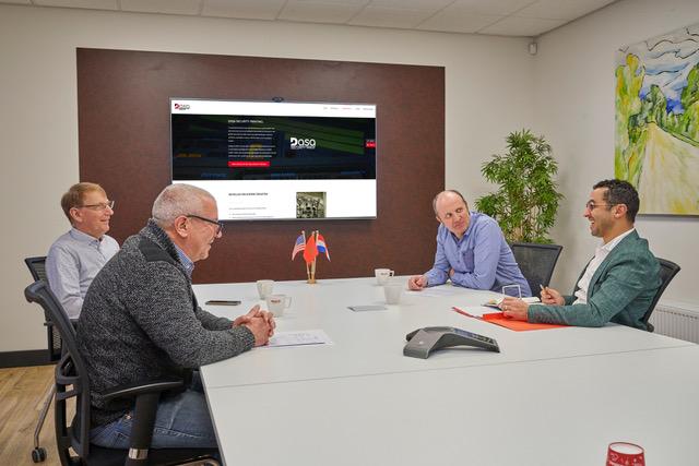 Team werkoverleg | Dasa Group